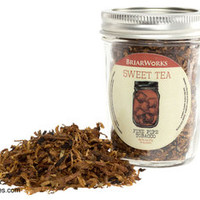 BriarWorks Sweet Tea Tobacco Pipe Jar - 2 oz
