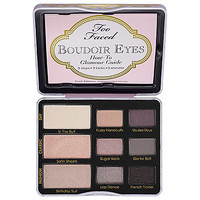 Boudoir Eyes Soft & Sexy Eye Shadow Collection - Too Faced | Sephora