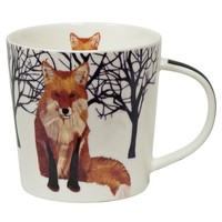 Winter Fox Mug in Gift Box