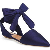 Topshop 'Khloe' Pointy Toe Flat (Women) | Nordstrom