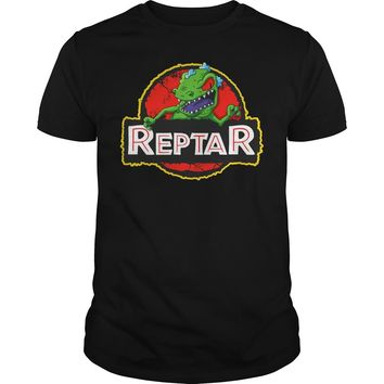 Reptar Rugrats shirt Premium Fitted Guys Tee