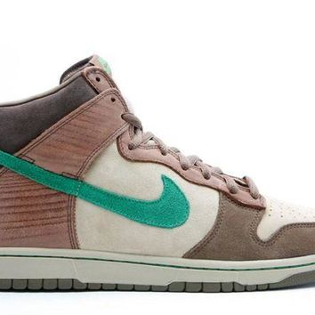 DCCK Nike Dunk High  SB 'Wood Deck '