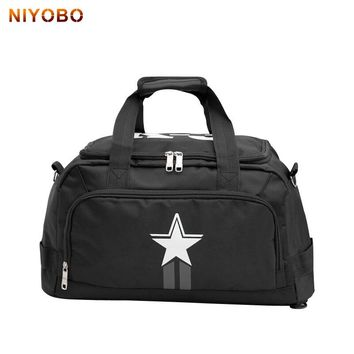 NIYOBO Women Men's Waterproof Traveling Bags Man Luggage Shoulder Bag Lady Travel Handbag Large Capacity Bag PT1241