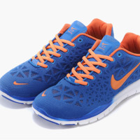 """NIKE"" Women's Trending Fashion Casual Blue Sports Shoes"