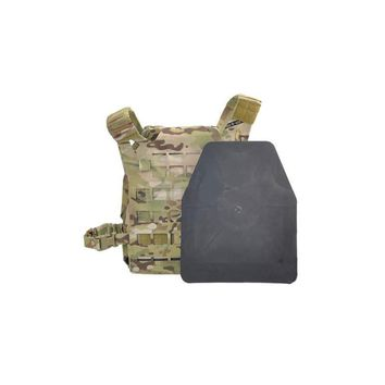 Tactical Shockproof Training Armor 2 Plates Non-ballistic Dummy SAPI Military Airsoft Wargame Hunting Vest Accessories