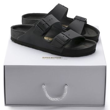 New arrival Birkenstock Arizona Essentials EVA All Black