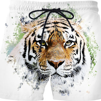 Eye of the TIGER Swim Shorts