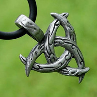 Triple Horn of ODIN - Necklace & Key Chain