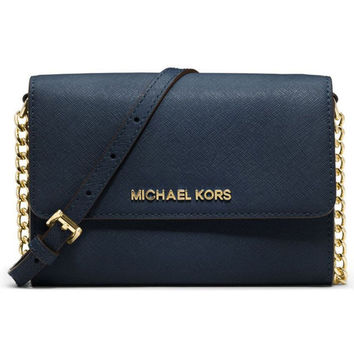 MICHAEL KORS Women Fashion Shopping Leather Shoulder Bag Satchel Crossbody H