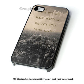 5Sos Disconnected Lyrics iPhone 4 4S 5 5S 5C 6 6 Plus Case , iPod 4 5 Case , Samsung Galaxy S3 S4 S5 Note 3 Note 4 Case , and HTC One X M7 M8 Case