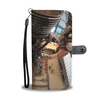 Space Shuttle RFID Wallet Case