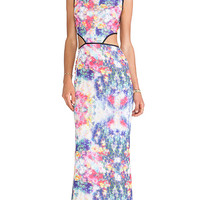 Boulee Max Maxi Dress in Blue