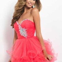 Blush 9674 at Prom Dress Shop