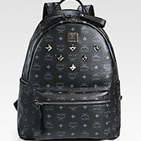 MCM - Six Stud Stark Backpack - Saks Fifth Avenue Mobile