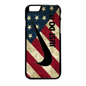 Nike American Flag iPhone 6 Plus Case