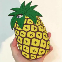 Original 3D Pineapple iPhone 5s 6 6s Plus Case Cover Free Gift Box 40