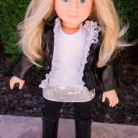 Super Star Doll Outfit Set