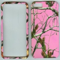 Hunting Real Tree Pink Apple Ipod Itouch5 (5th Generations Itouch5) Camo/camo...