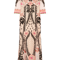 Temperley London - Belle embroidered tulle gown