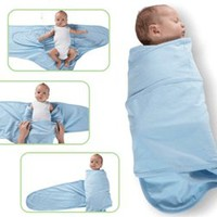 Miracle Blanket Swaddling Is An Off-Switch For Crying Babies.