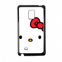 Cartoon Hello Kitty Galaxy Note Edge Case