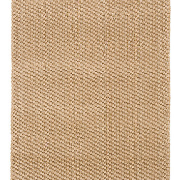 Berber Jute Area Rug in Natural design by Classic Home