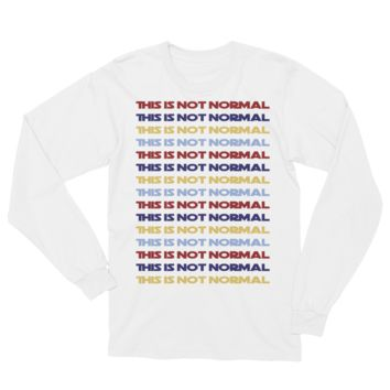 Not Normal Long Sleeve Tee