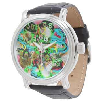 FROGS Design©2016CaroleTomlinson Watches