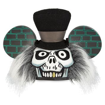Disney Parks Hatbox Ghost The Haunted Mansion Ear Hat New with Tags