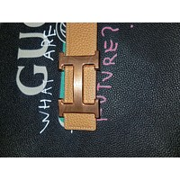 Mens reversible Hermes belt size 32