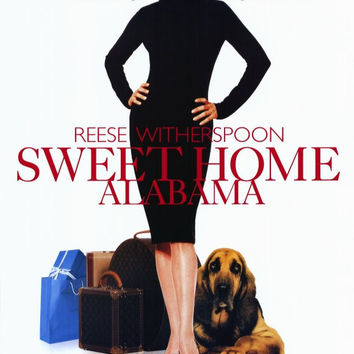 Sweet Home Alabama 11x17 Movie Poster (2002)