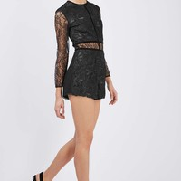 Cornelli Lace Playsuit - New In This Week - New In