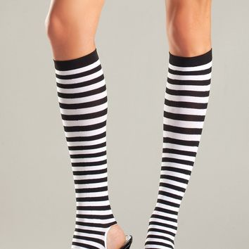 BW651 Knee Highs- Be Wicked