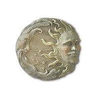 Celestial Wall Plaque