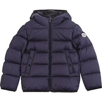 MONCLER - Serge quilted puffer jacket 4-14 years | Selfridges.com