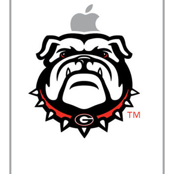 Georgia Bulldog Head design on iPhone X Tough Case From Case-Mate | Coveroo