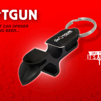 The Shotgun Keychain