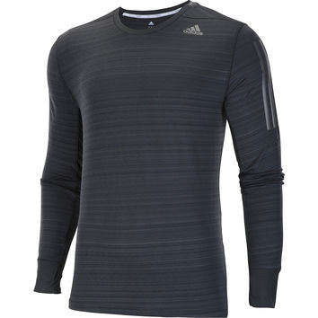 adidas Men's Supernova Long-Sleeve Running T-Shirt