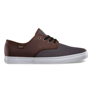 Vans C&L Madero (magnet/leather)