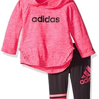 Baby Girls' Hoodie and Legging Set