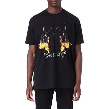 GIVENCHY Doberman t-shirt | selfridges.com