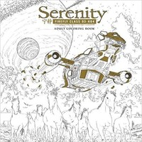 Serenity Adult Coloring Book Paperback – October 25, 2016