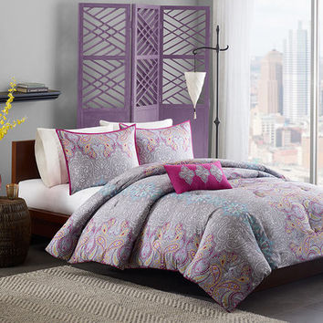 Mi-Zone Kara Comforter Set & Reviews | Wayfair
