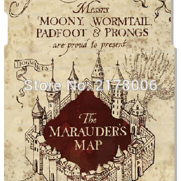 2016 Harry Potter Marauders Cover For Samsung Galaxy DUOS i9082 S5 S6 S7 Edge Note 3 4 5 A3 A5 A7 A8 A9 E5 E7 J5 J7 Phone Case