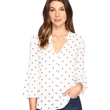 Splendid Lacy Polka Dot Oversize Blouse Natural - Zappos.com Free Shipping BOTH Ways