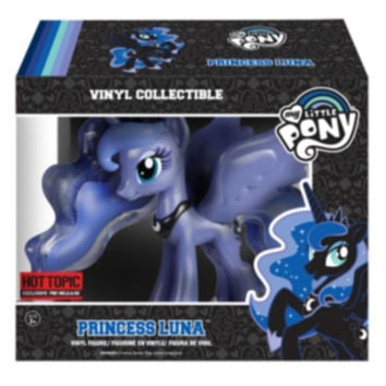 Funko My Little Pony Princess Luna Vinyl Figure Hot Topic Exclusive