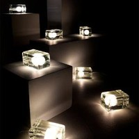 Block Lamp - Yanko Design