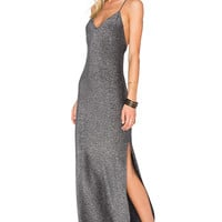 House of Harlow 1960 x REVOLVE Rae Cross Back Dress in Silver