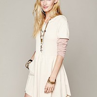 Free People Be True Hoodie Dress