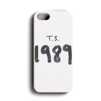 """Apple Iphone 5/5s 4.0"""" Case - The Best 3d Full Wrap Iphone Case - Taylor Swift"""